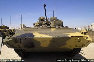 BMP-2 IFV tracked armoured infantry fighting vehicle data sheet specifications information description pictures photos images video intelligence identification Russia Russian army defence industry military technology
