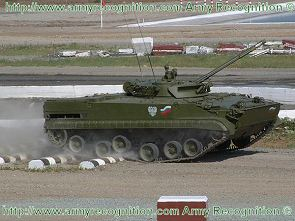 BMP-3F amphibious tracked armoured infantry fighting vehicle technical data sheet specifications information description pictures photos images identification intelligence Russia Russian army