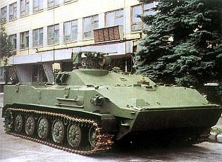 RHM-5 Povozka D-1 NBC reconnaissance armoured vehicle technical data sheet specifications information description pictures photos images intelligence identification intelligence Russia Russian army defence industry military technology