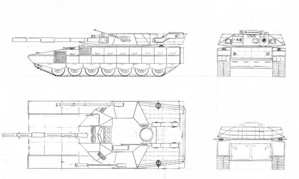 Armata Russian main battle tank technical data sheet specifications information description pictures photos images video intelligence identification intelligence Russia Russian army defence industry military technology