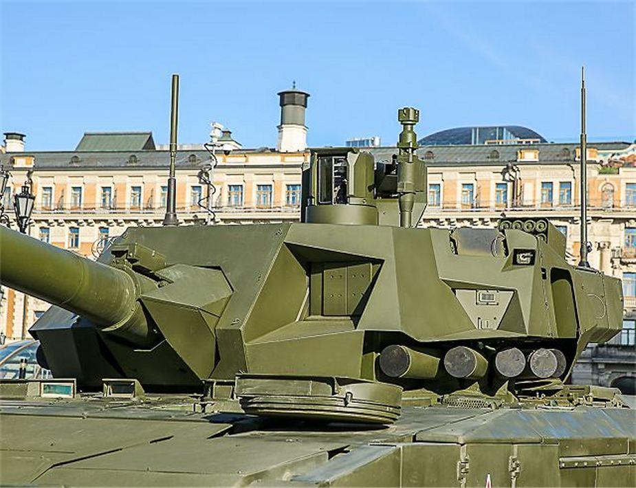 T 14 Armata main battle tank Russia Russian army defence industry military equipment technology details 925 001