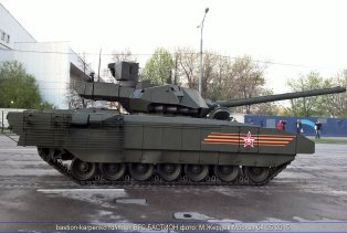 T 14 Armata main battle tank Russia Russian army defence industry military technology 640 right side view 001