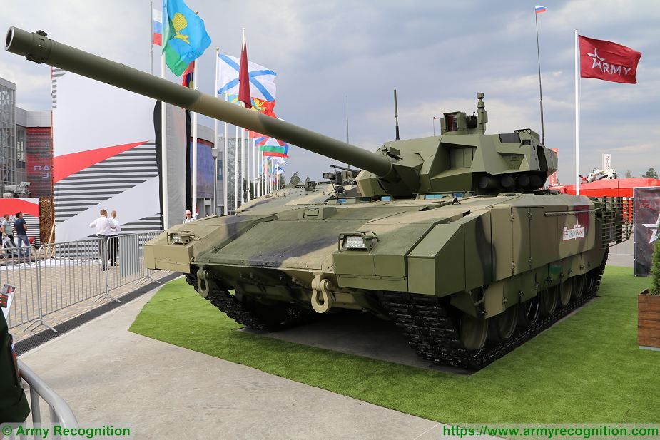 T 14 Armata main battle tank Russia Russian army defence industry military technology 925 002
