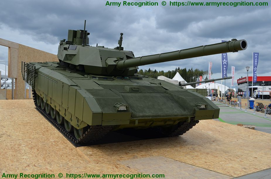 T 14 Armata main battle tank Russia Russian army defence industry military technology 925 003