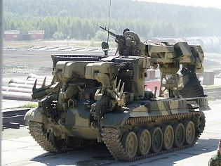 IMR-2MA combat engineer obstacle clearing armoured vehicle technical data sheet specifications information description pictures photos images intelligence identification intelligence Russia Russian army defence industry military technology heavy armoured vehicle