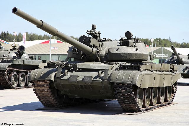 T 62M main battle tank Russia Russian army defense industry military technology 640 002