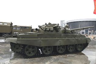 T 62 main battle tank Russia Russian army defense industry military technology 640 right side view 002
