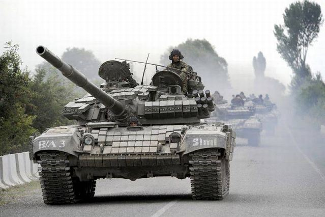 russian armoured units in chechnya are now equipped with