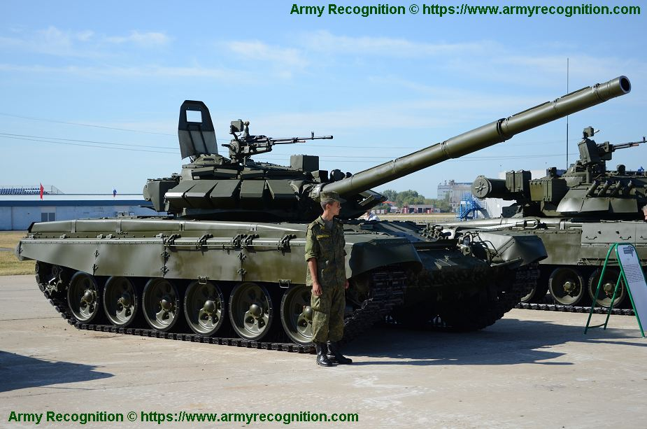 T 72B3 MBT main battle tank Russia Russian army defense industry military technology 925 001
