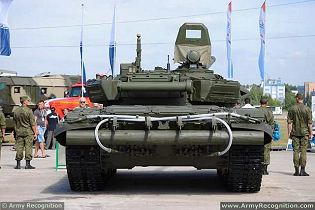 T-72B3 main battle tank technical data sheet specifications information description pictures photos images video intelligence identification Russia Russian Military army defence industry military technology equipment