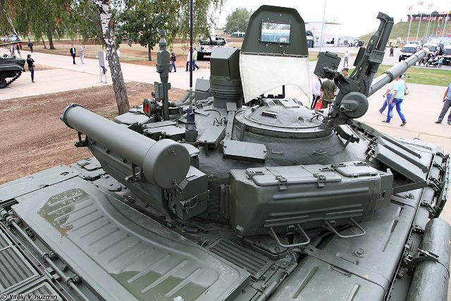 T-72B3M T-72B4 main battle tank technical data sheet specifications pictures video information description intelligence identification photos images  Russia Russian Military army defence industry military technology equipment
