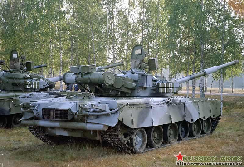 T-80BV Pictures gallery main battle tank T-80 BV T-80BV Russian ...