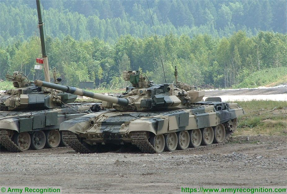 T 90 MBT Main Battle Tank Russia Russian army defense industry military technology 925 001