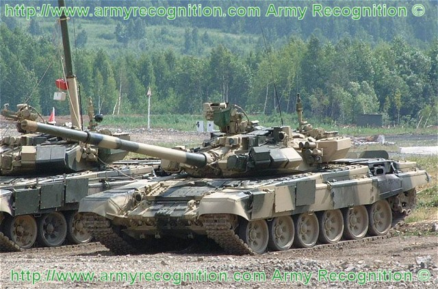 T-90 main battle tank Russia russian 640