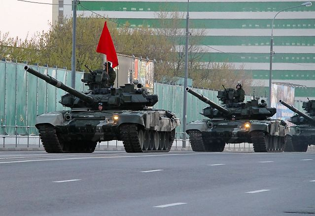 90 main battle tank russia russian army defence industry military