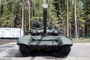 T 90 main battle tank Russia russian army defence industry military technology front side view 002