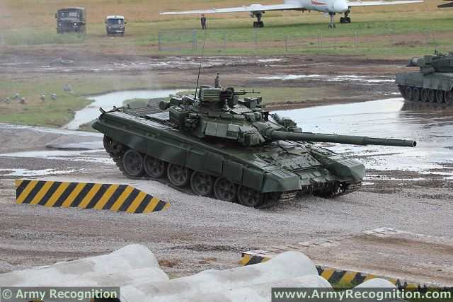 Rosoboronexport sent T-90S tank to Peru, to be displayed at the International Defense Technologies Exhibition (SITDEF 2013). Besides, An-124Ruslan will also be presented within the event.