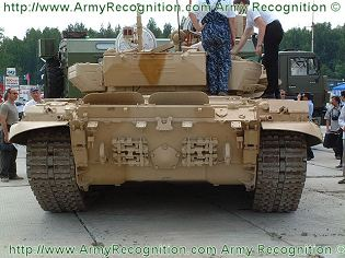 T-90S main battle tank MBT technical data sheet specifications information description pictures photos images intelligence identification intelligence Russia Russian army defence industry military technology heavy armoured vehicle