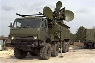 Krasukha-4 1RL257 broadband multifunctional jamming station electronic warfare system technical data sheet specifications information description pictures photos images video intelligence identification Russia Russian Military army defence industry military technology equipment