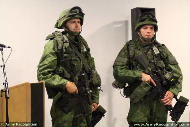 Russian Military Combat Uniforms RATNIK - Combat Gear B...