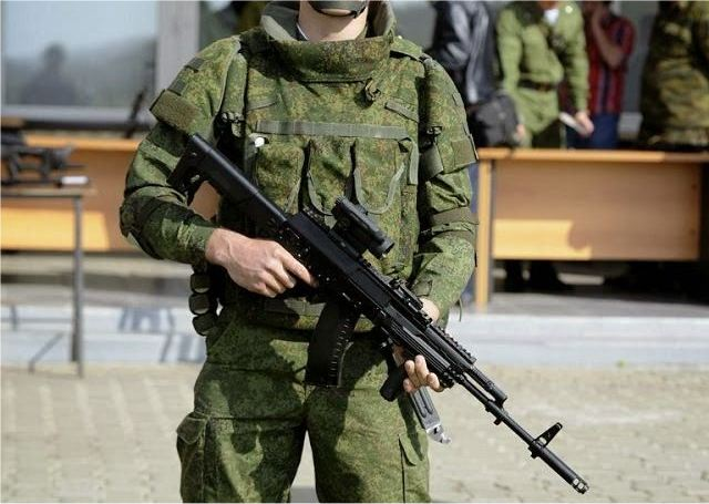 The AK-12 could be the next generation of assault rifle for the Russian Ratnik Future Soldier System