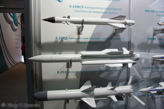 The consortium of Tactical Missiles Corporation (JSC) of Russia launched serial production of the latest generation of anti-radar missile Kh-31PD, announced Friday to reporters the CEO Consortium Boris Obnossov at the 9th International Exhibition of Hydroaviation GIDROAVIASALON 2012, taking place in Gelendzhik, Russia from 5 to 9 September 2012.