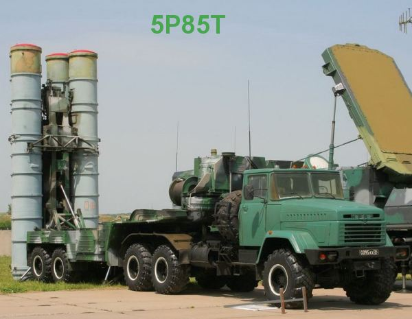 S-300 PM SA-10C surface to air missile technical data sheet information description pictures photos images intelligence identification Russian army Russia air defense system Grumble C
