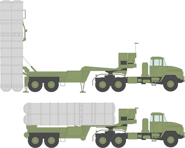 S 300 Pm Sa 10c Surface To Air Missile Technical Data