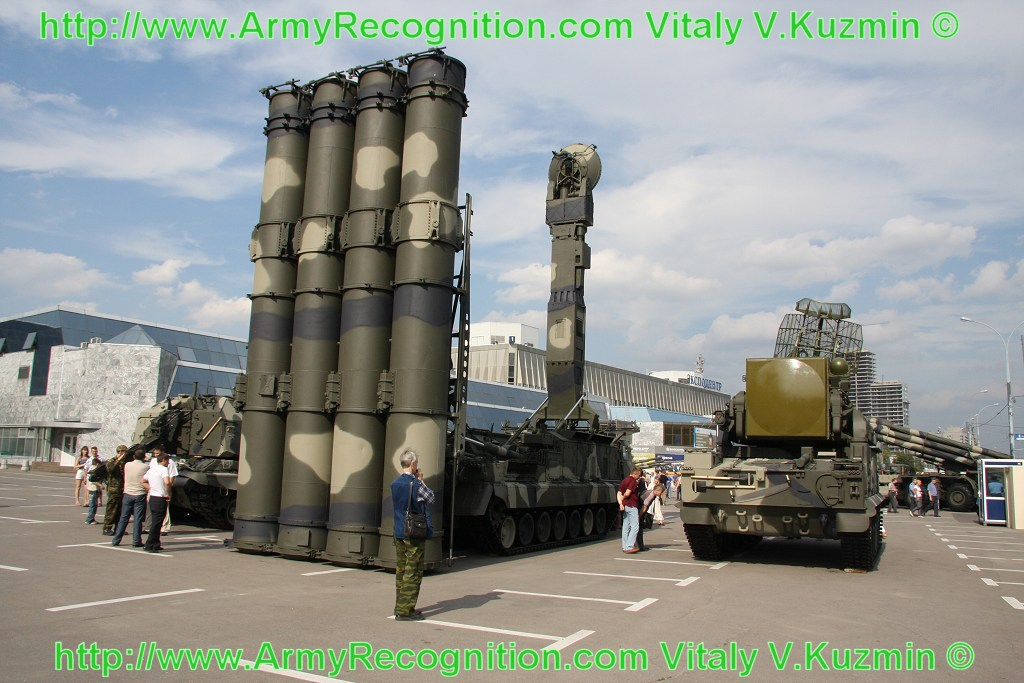 Russia Russian army S-300 air defense missile system picture