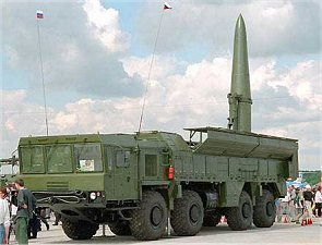 SS-26 Iskander Iskander-M 9K720 9P78E 9T250E Stone tactical ballistic missile Russian army Russia technical data sheet description identification pictures