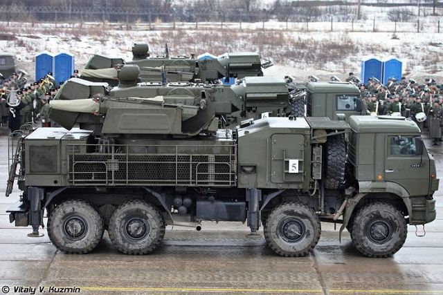 "Brazil's Defense Ministry intends to discuss purchasing air defense systems from Russia during talks with Russian Prime Minister Dmitry Medvedev later this month, the ministry said on Sunday, February 3, 2013. ""We are interested in acquiring three batteries of Pantsir-S1 missiles and two batteries of Igla (SA-18) missiles,"" General Jose Carlos De Nardi, head of the Joint Chiefs of Staff of the Brazilian Armed Forces, said in a statement."