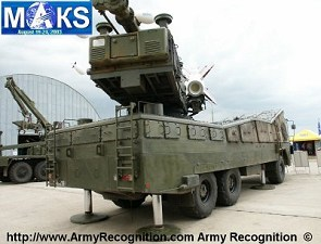 Pechora-2M S-125 SA-3 surface-to-air defense missile system technical data sheet specifications information description pictures photos images video intelligence identification intelligence Russia Russian army defence industry military technology