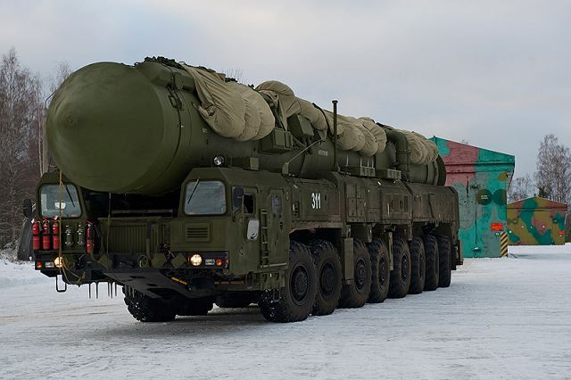 Russia's Strategic Missile Troops (RVSN) will conduct around 120 drills and training exercises over the next six months, Col. Igor Yegorov from Defense Ministry Press Office department for RVSN told the press on Monday, June 2, 2014.