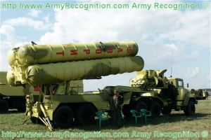 S-300PMU2 S-300 PMU2 SA-20B Gargoyle B surface to air defense missile system technical data sheet information description pictures photos images intelligence identification Russian army Russia