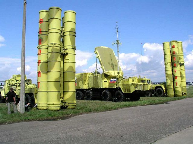 Russia will deliver four divisions of ground-air missiles S-300 to Belarus in 2014, announced Tuesday, April 23, 2013, the Russian Defense Minister Sergei Shoigu at a meeting with Belarusian President Alexander Lukashenko.