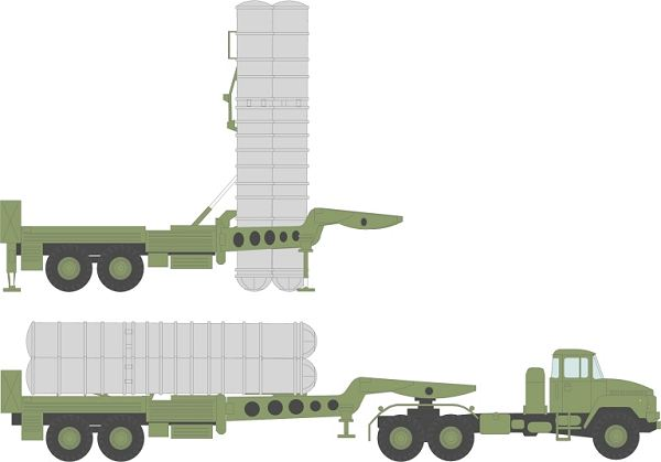 S-300 PT SA-10A Grumble A 5P85PT surface-to-air missile long range system technical data sheet information description pictures photos images identification intelligence Russia Russian army