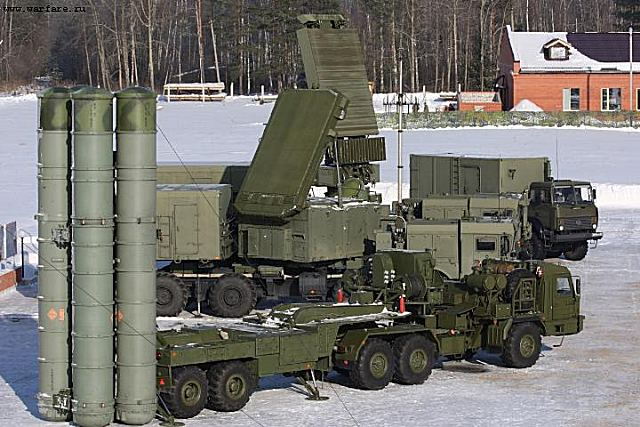 The Russian-made S-400 surface-to-air defense missile systems are so requested on the world defense market that Russia has launched the construction of two additional plants, announced this week, the Russian President Vladimir Putin during his traditional session of questions and answers in live with the local people.