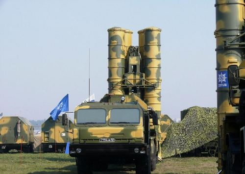 The strategic command of Russia's space defense forces took delivery of its second unit of S-400 Triumf missile systems on Wednesday February 16, 2011, which will be based in the Moscow Region, Defense Ministry spokesman Col. Vladimir Drik said.