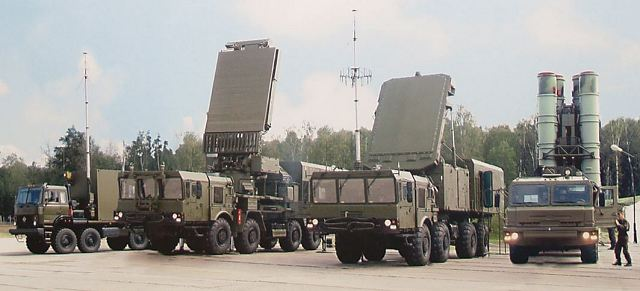 S 400 Triumf Sa 21 Growler Missile Russia Air Defense