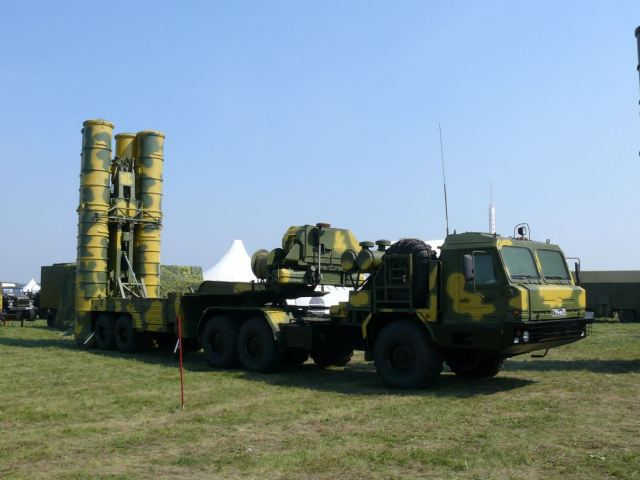 Beginning with 2014, the Russian army will receive at least two or three sets of regimental units of S-400 systems every year, general director of Almaz -Antey design bureau, Vitaly Neskorodov said.