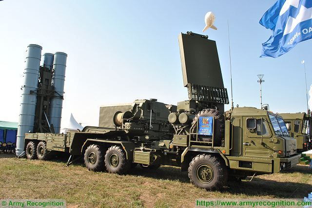 S-400 Triumf SA-21 Growler air defense missile system data