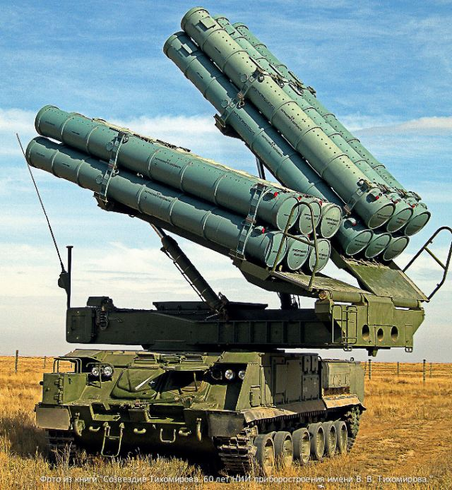 The Russian Armed forces will receive in 2016 the first set of the newest medium-arnge air defense missile system Buk-M3, Defense Minister Sergey Shoigu said on Friday, December 11, 2015. Developed by the Tikhomirov Design Bureau outside Moscow, the Buk-M3 is widely viewed as the world's best means of intercepting low-flying cruise missiles.