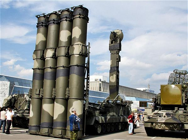 Information on the advanced S-300V4 system remains classified. According to some sources, it may be based on the S-300VM (SA-23 Gladiator) mobile air defense system.