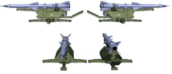 SA-2 Guideline S-75 Dvina Desna Volchov ground to air missile system technical data sheet specifications information description pictures photos images identification intelligence Russia Russian army defence industry