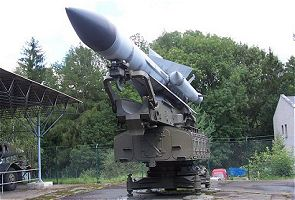 SA-5 Gammon S-200 Angara Vega ground to air missile system technical data sheet specifications information description pictures photos images identification intelligence Russia Russian army