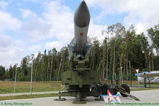 SA 5 Gammon S 200 Angara Vega Russia Russian low to high altitude ground to air missile system front view 002