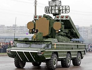 SA-8 Gecko 9K33 OSA Ground-to-air missile system technical data sheet specifications information description pictures photos images identification intelligence Russia Russian army