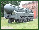 A nuclear-capable intercontinental ballistic missile (ICBM) RS-12M Topol (NATO code SS-25) has been successfully test-fired in Russia's south, Thursday, October 11 at 17H39 (Moscow time) as part of a series of tests of new combat equipment, the Russian Defense Ministry said.