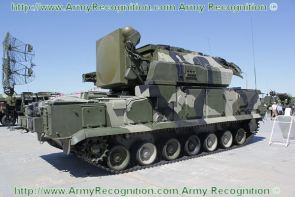 TOR-M1 9A331 SA-15 Gauntlet technical data sheet specifications information description pictures photos images identification intelligence Russia Russian army ground-to-air missile air defense armoured vehicle
