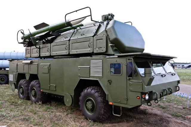 "Since 2011, the 120th air defense missile brigade of Belarus army started receiving the newest missile systems Tor-M2 from Russia. Deputy commander of the 120th brigade Lieutenant Colonel Victor Mikheev explained, ""Tor-M2 can work both in manual mode with participation of operators and in a fully automatic mode. Along with this, Tor system controls the indicated airspace independently and independently downs all air targets not identified by the friend or foe system""."